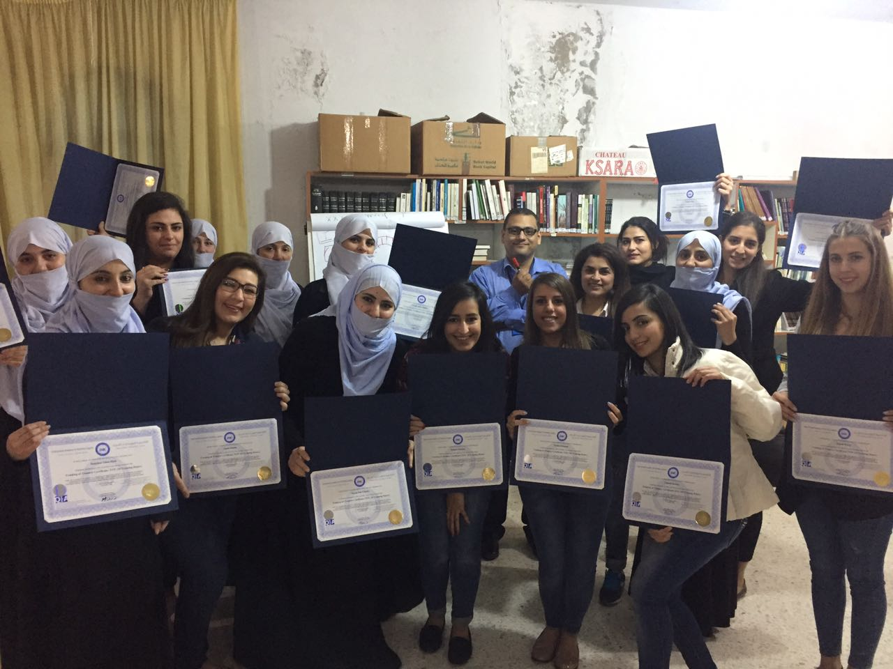 Training of Trainers - Chouf