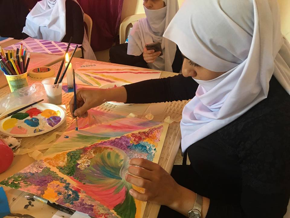 Art Therapy - Level 1 - Chouf
