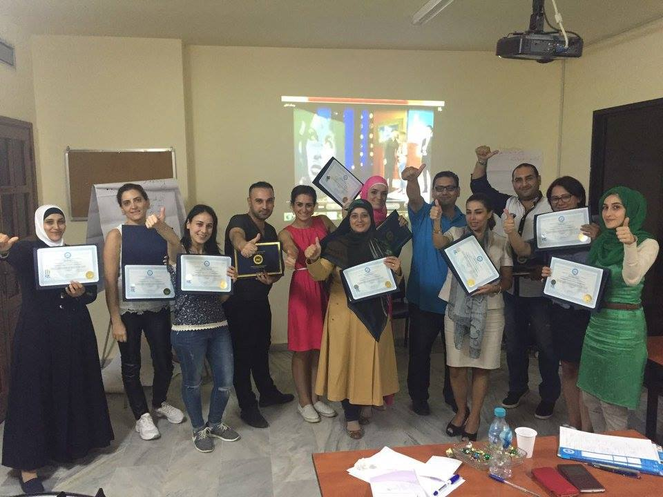 Training Of Trainers-2016