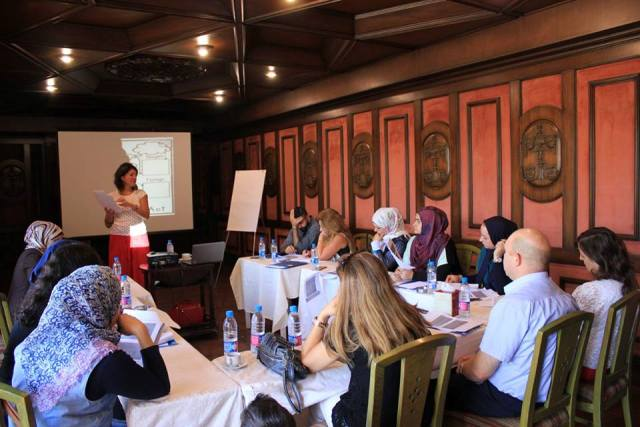 Cognitive Behavioral Therapy -  level 3 zahle 2016