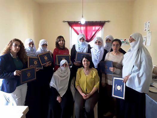 Art Therapy - Level 1 in Chouf
