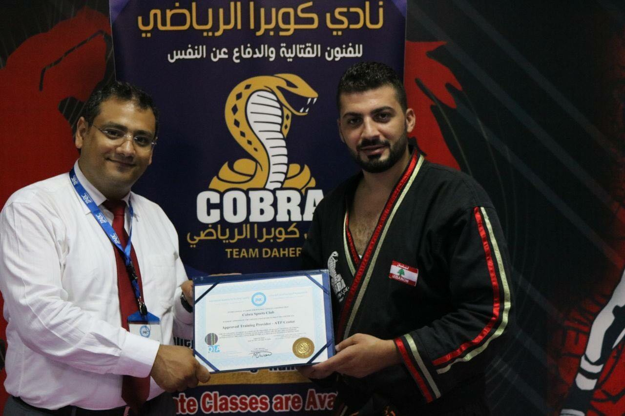 Collaboration with Cobra Sports Club
