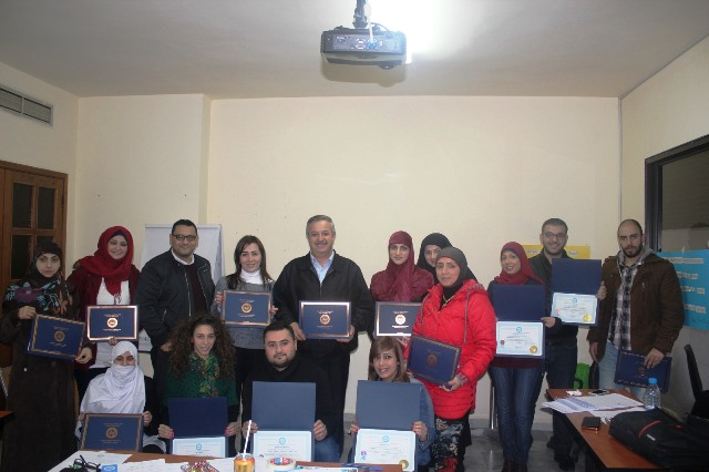 Training of Trainers - Beirut