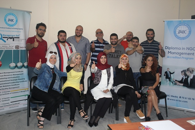 NGOs Management - Beirut