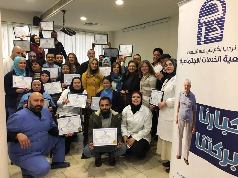 Psychosocial Support Graduation Ceremony - Tripoli